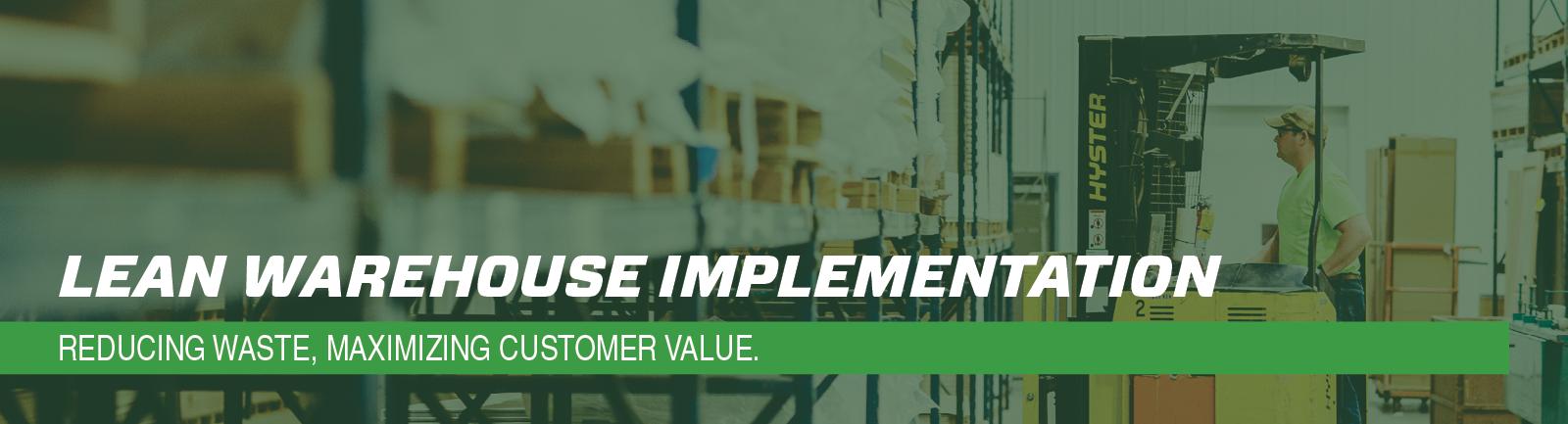 Lean Warehouse Implementation